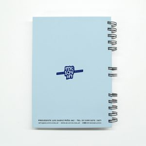 Cuaderno «Movement»