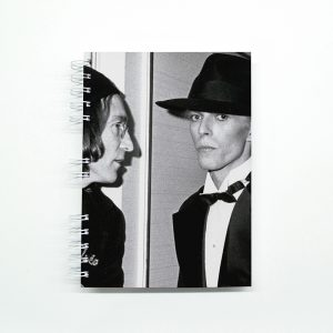 Cuaderno «Lennon & Bowie»