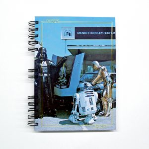 Cuaderno «Star Wars»