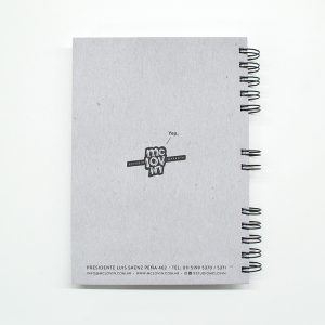 «Fuck Authority» Cuaderno anillado A5