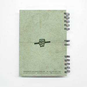 «Fuck you Hippie» Cuaderno anillado A5