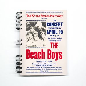 "Cuaderno ""Beach Boys"""