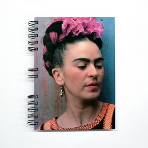 "Cuaderno ""Frida Kahlo – Color"""
