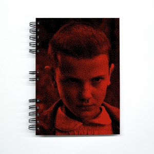 "Cuaderno ""Stranger Things – Eleven"""